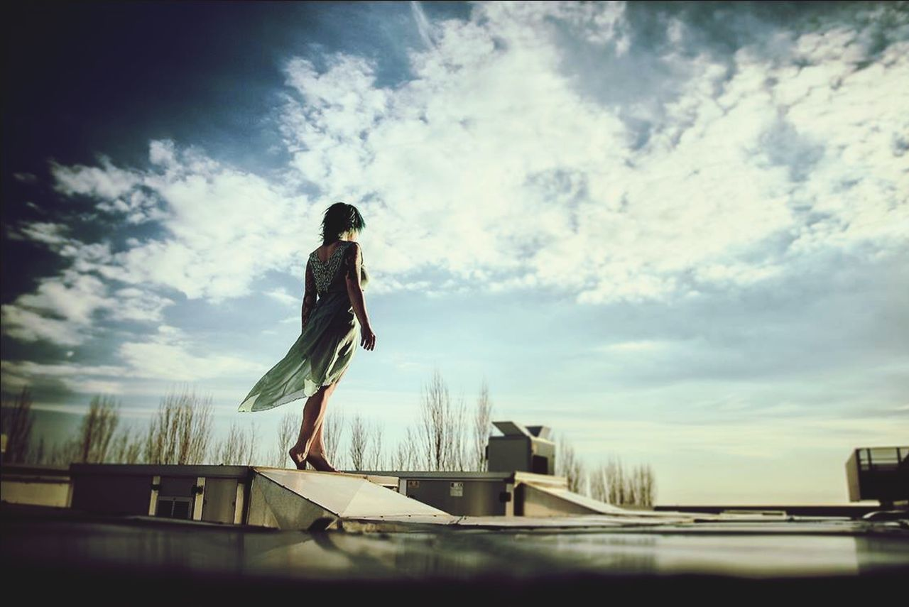 Turquoise By Motorola Tattoo Ink Skyline Sky SuicideGirls Eye4photography