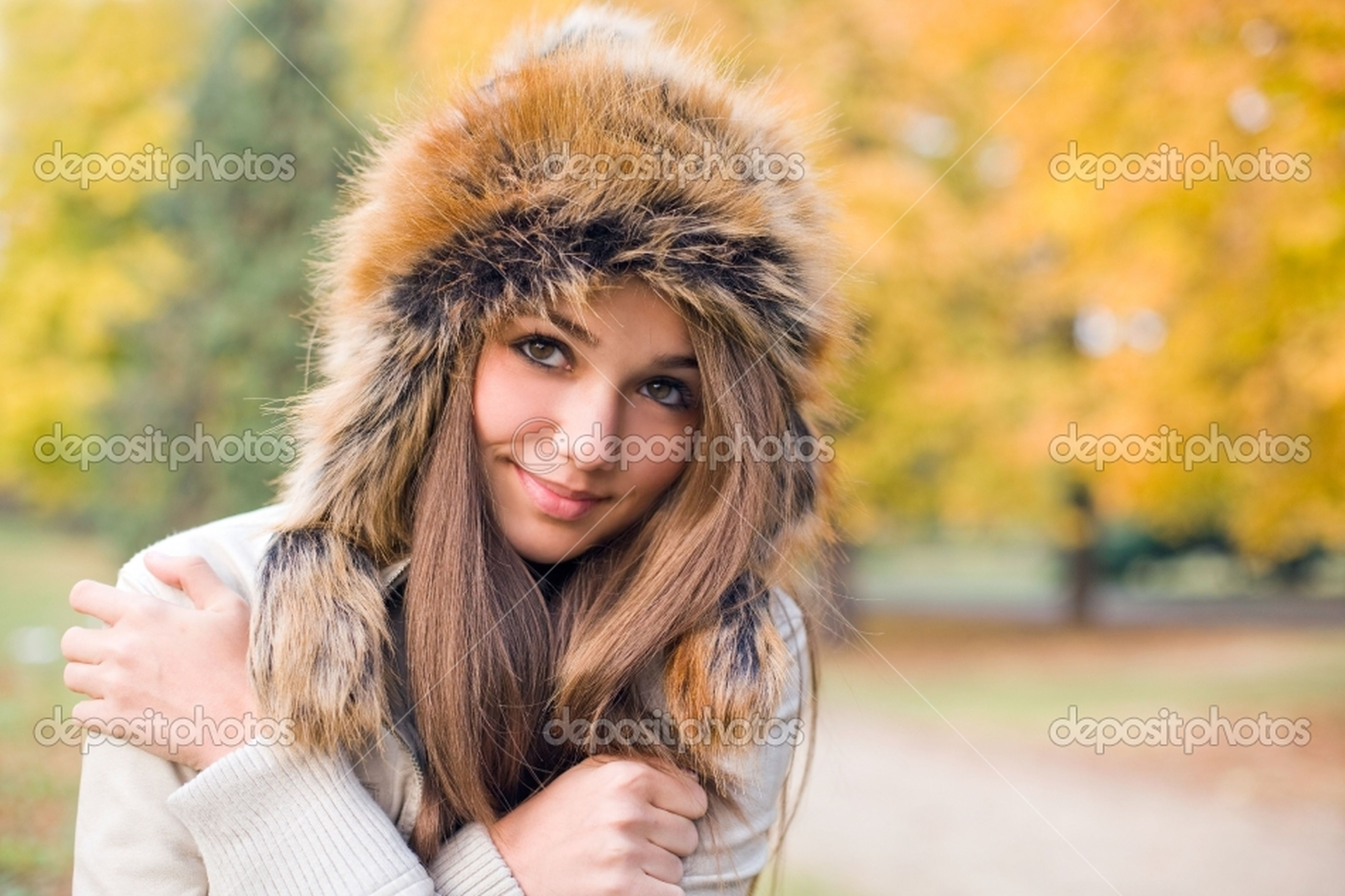young adult, lifestyles, person, focus on foreground, portrait, communication, smiling, leisure activity, looking at camera, text, headshot, front view, young women, western script, long hair, head and shoulders, happiness, brown hair