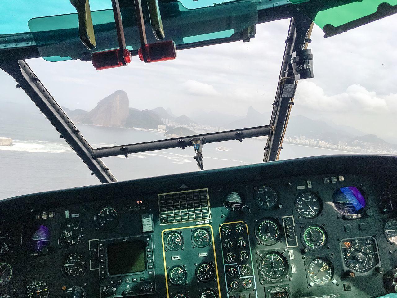 Voando por aí... Rio De Janeiro Pão De Açucar Helicopter Superpuma Carioca Carioquissimo