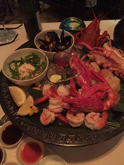 Seafood Beijing excellent