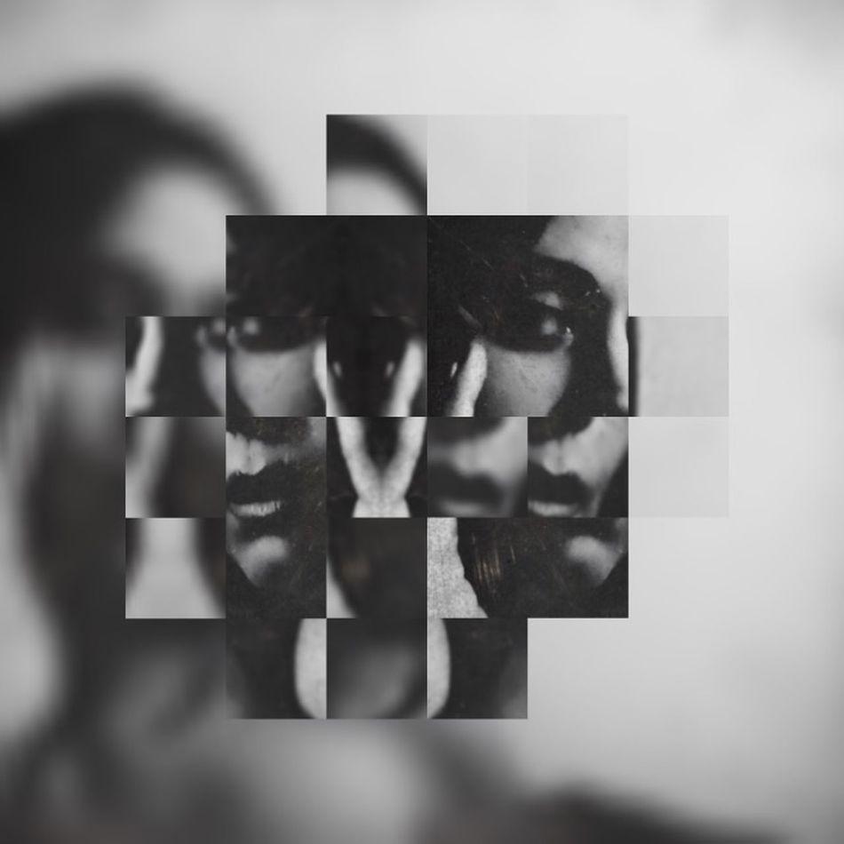 Showcase: February Surrealism Shootermag AMPt_community NEM Self B&W Portrait NEM Black&white