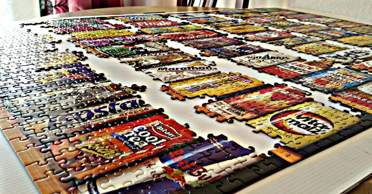 Puzzle  Rompecabezas Horas 1500 Pieza Tardes Divertido Locura Valencia, Spain