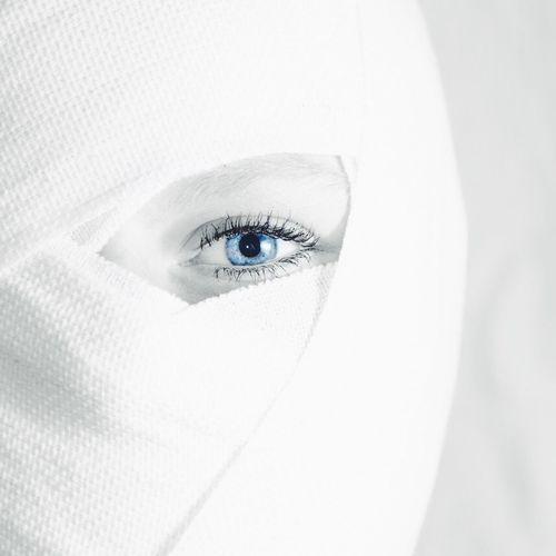 LastShoot Blue Eyes Me As A Mummy