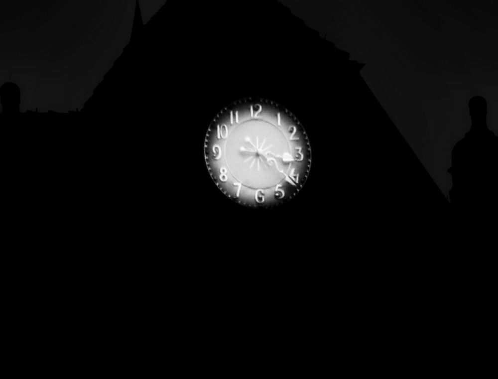 spoooooooooky edit of Bahnhof Grunewald in Berlin Monochrome EyeEm Best Shots - Black + White Blackandwhite
