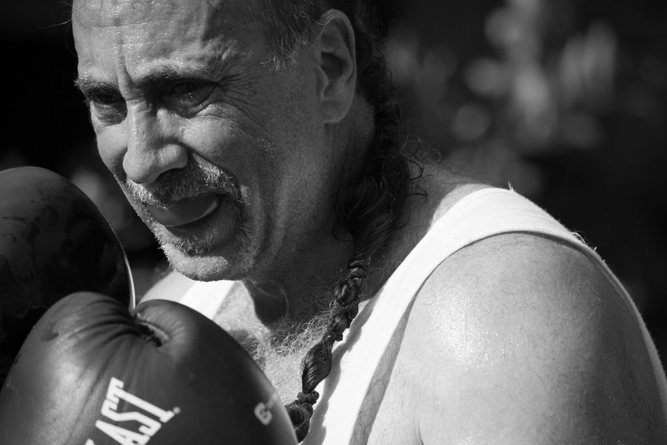 Beautiful stock photos of boxing, 50-54 Years, Boxing, Boxing - Sport, Boxing Glove