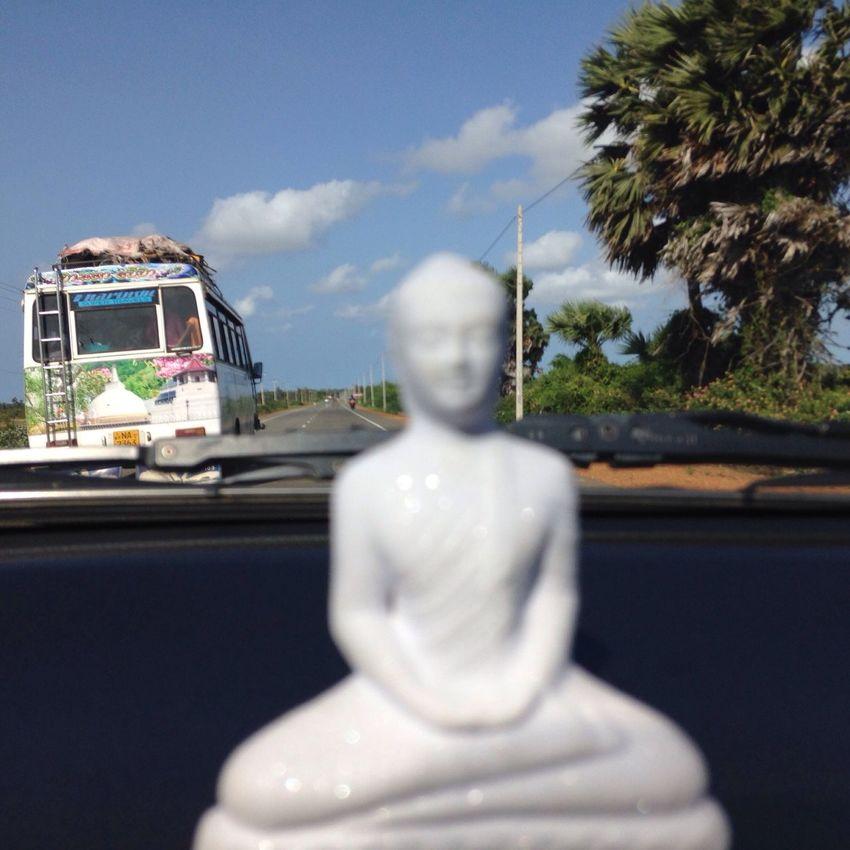 ASIA SriLanka Jaffna ontheroad Bouddhas Route Gilgiuglio AgilPhoto srilankaairline
