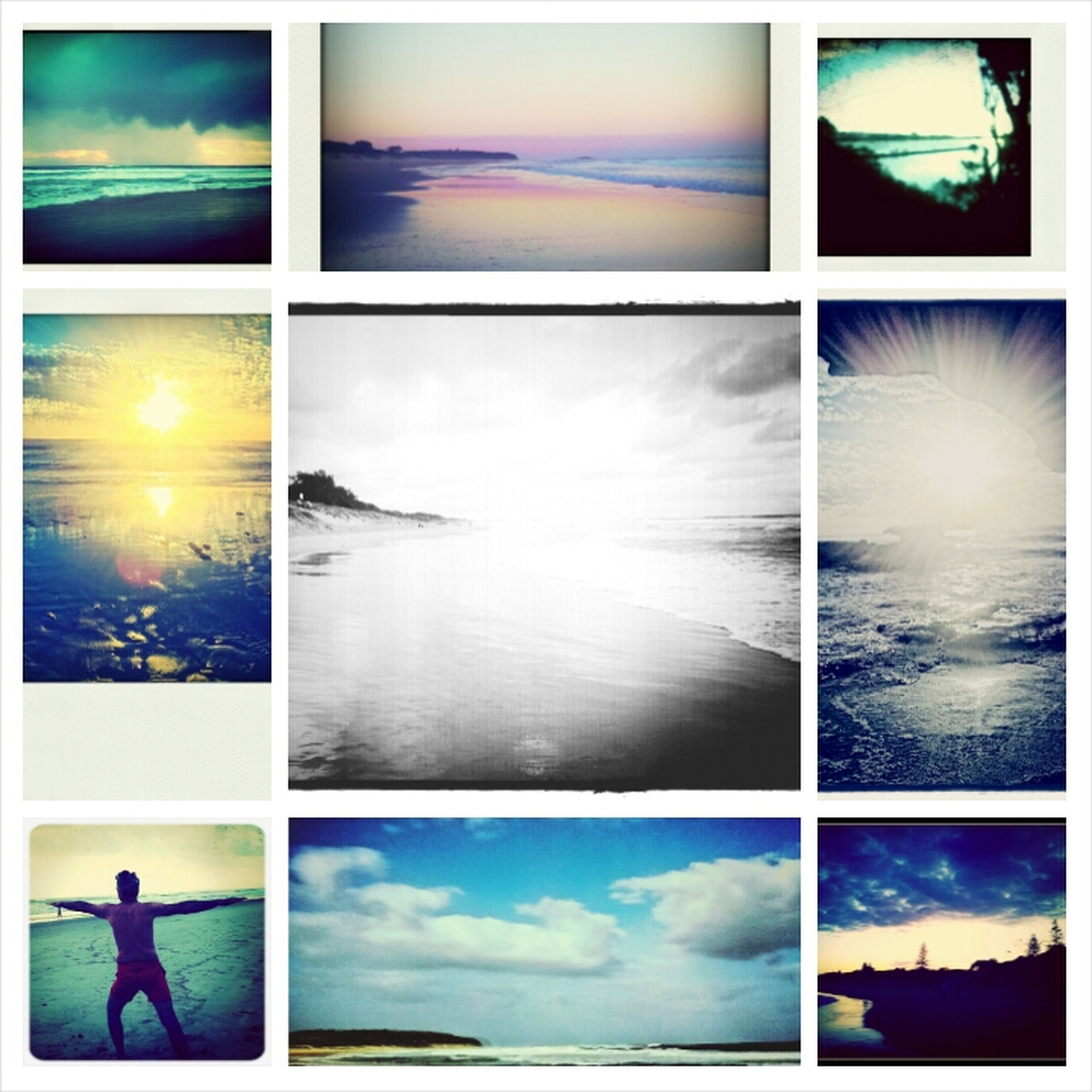 transfer print, sky, sea, window, sun, reflection, horizon over water, water, cloud - sky, auto post production filter, glass - material, transparent, scenics, sunset, sunlight, indoors, beauty in nature, cloud, nature, sunbeam