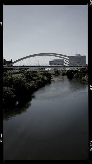 Bridge close to kamoi station yokohama city Travel Photography Taking Photos Walking Around Quality Time