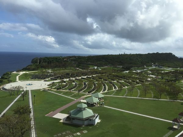 平和祈念公園 Landscape_photography Cloud And Sky OpenEdit OKINAWA, JAPAN Peace War And Peace
