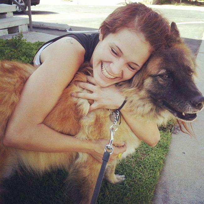 Me and shae Westla Mynewbestie Babesphotocreds Iforgethowamazingdogsare @jettcenterfold