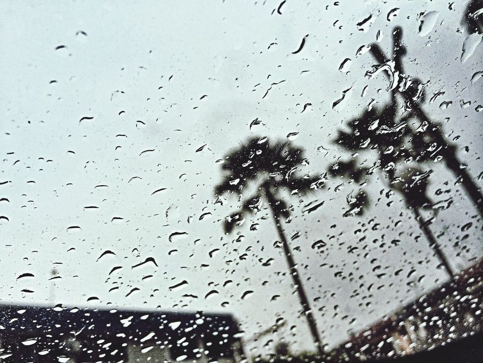 It's raining When It's Raining