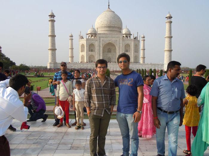 Taj Mahal International Landmark