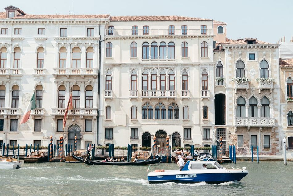 Police Venice Venice, Italy Italy Houses Water Police Boat Ich Hab Polizei Ichhabpolizei Architecture Architecture_collection