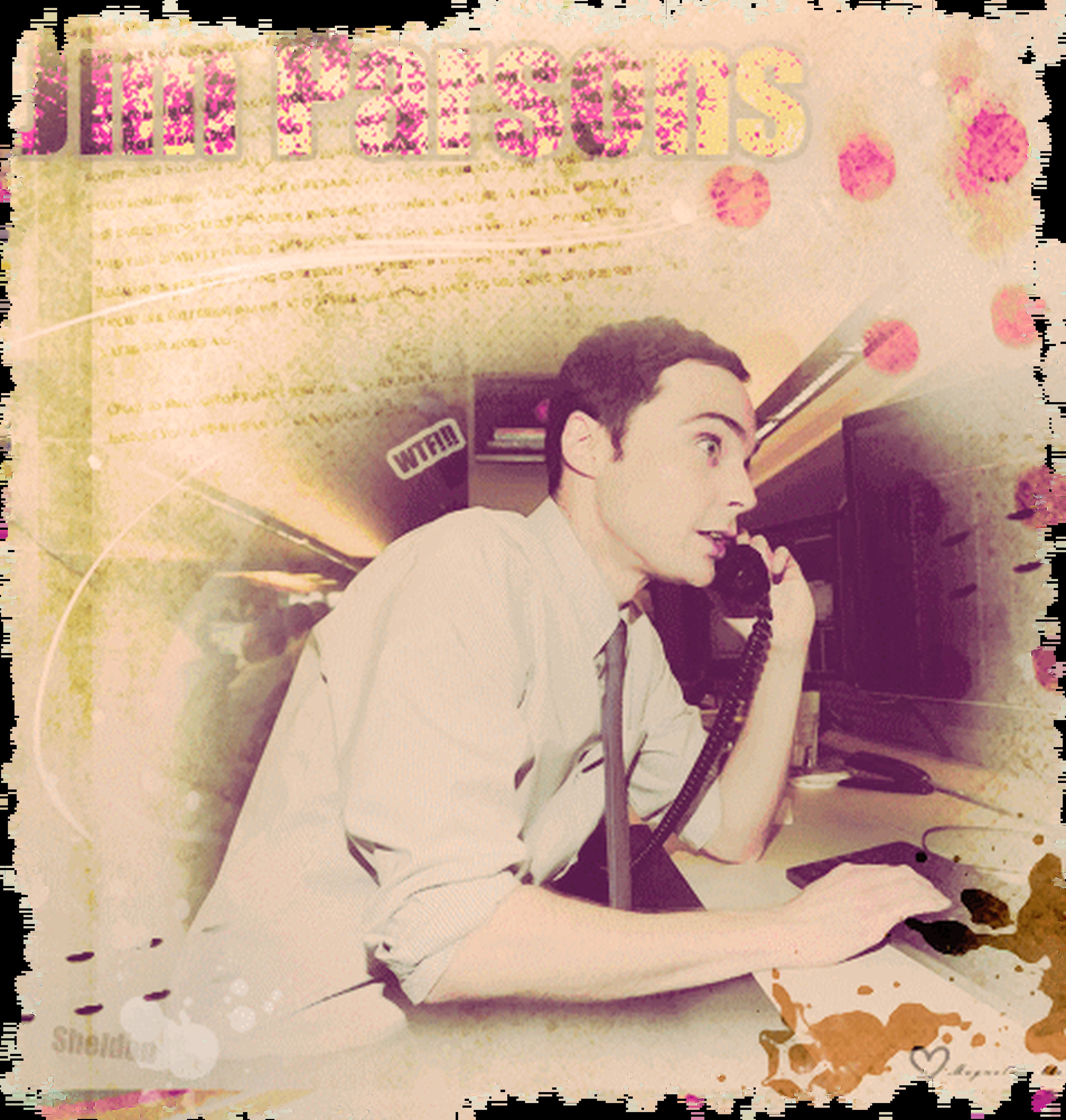 i made this blend years ago n_nU Jim Parsons as SHELDON COOPER in Tbbt The Big Bang Theory