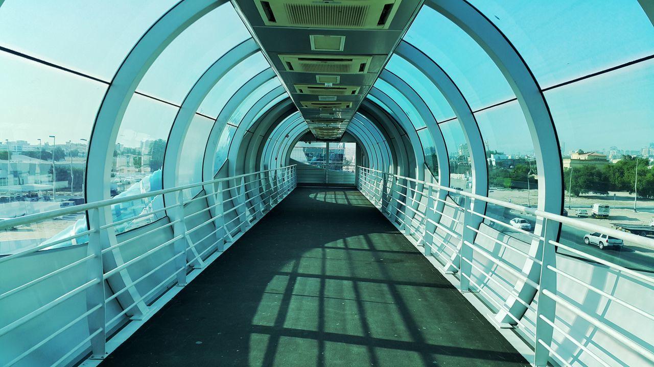 Overpass Bridge TheWeekOnEyeEM Dubai DXB Architecture Outdoors Day