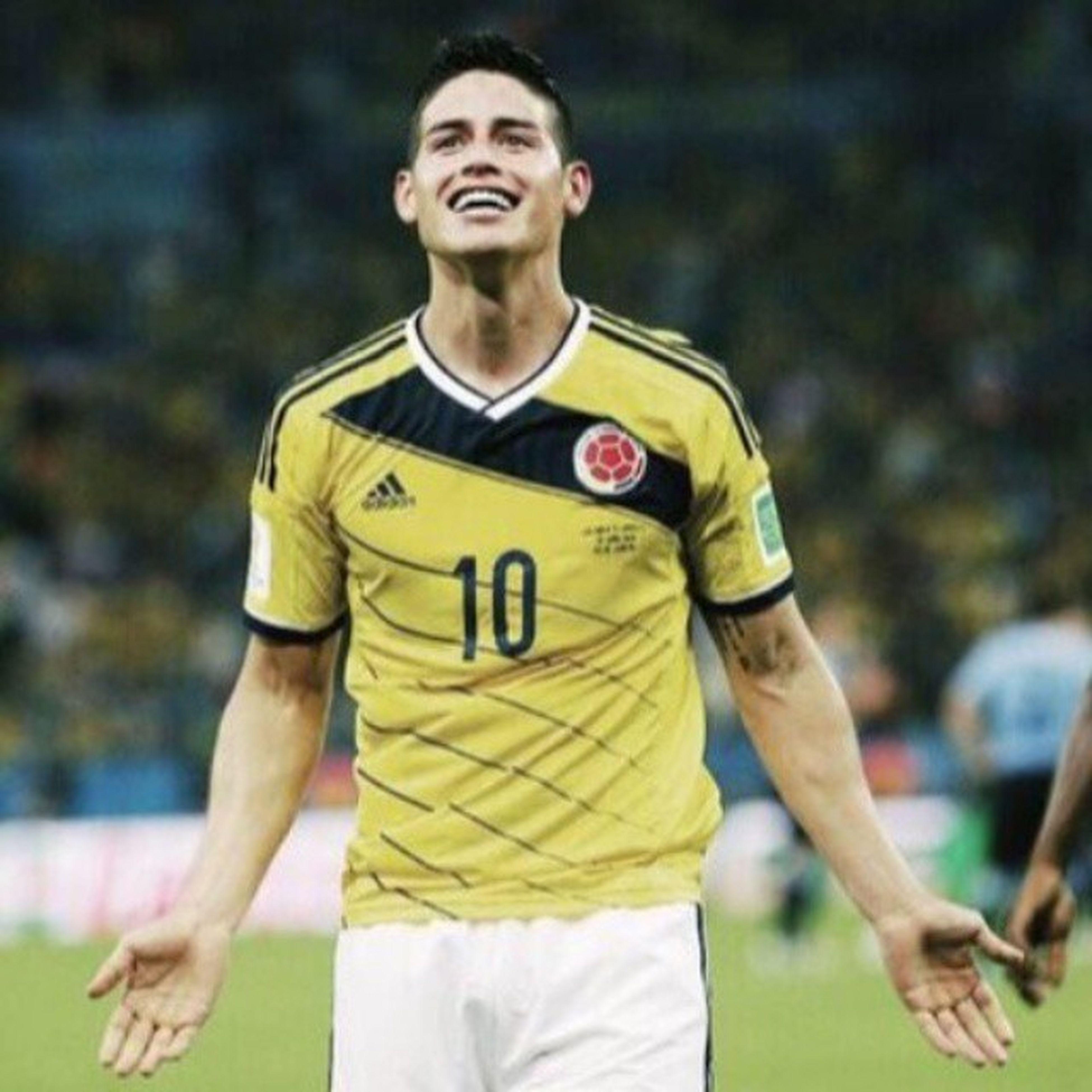 El colombiano mas hermoso que hayyy ♡♡ James Rodriguez Lpotroo