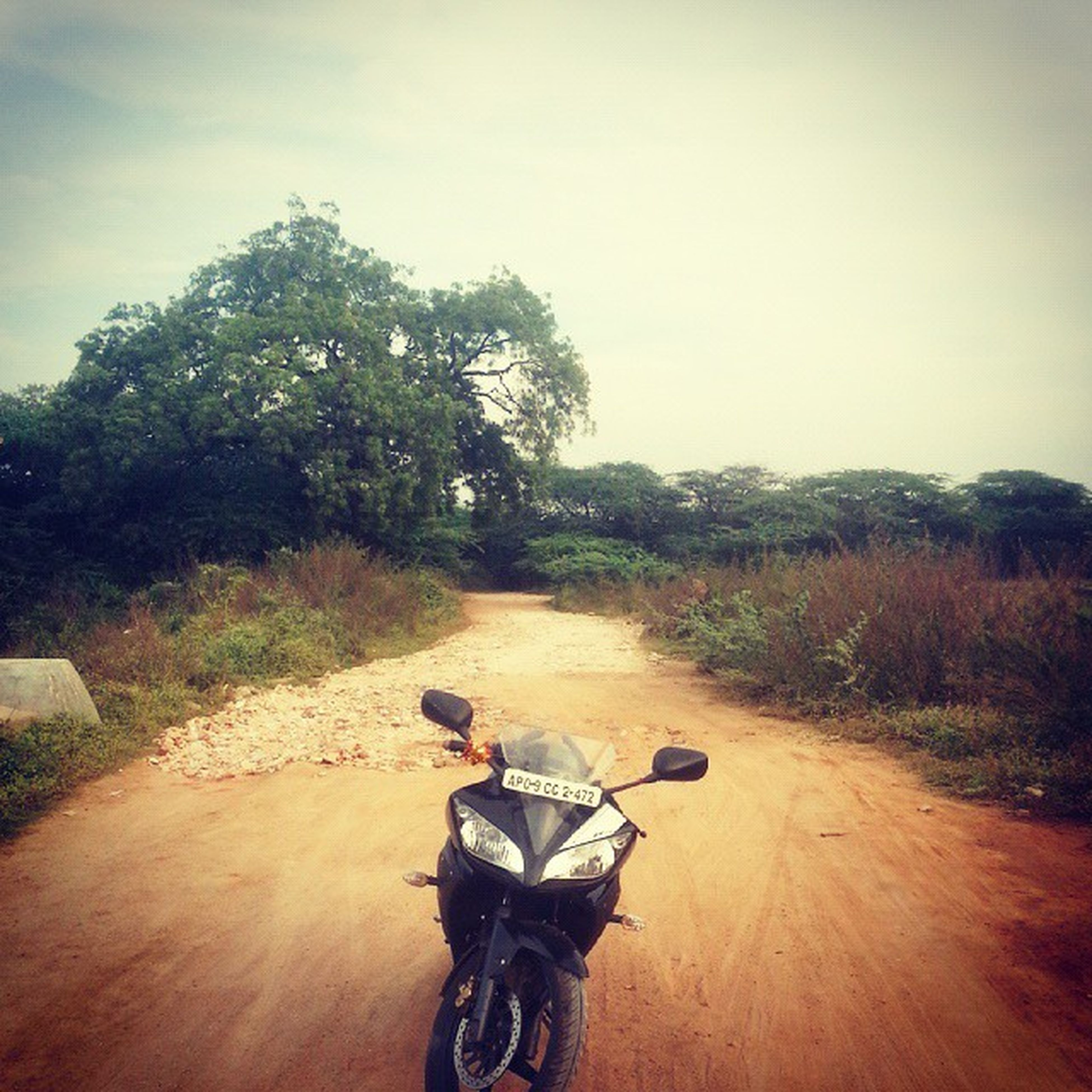 Call IT What You Want Ilikeitanyway Yamaha R15 Nature Empty Socalled Roads