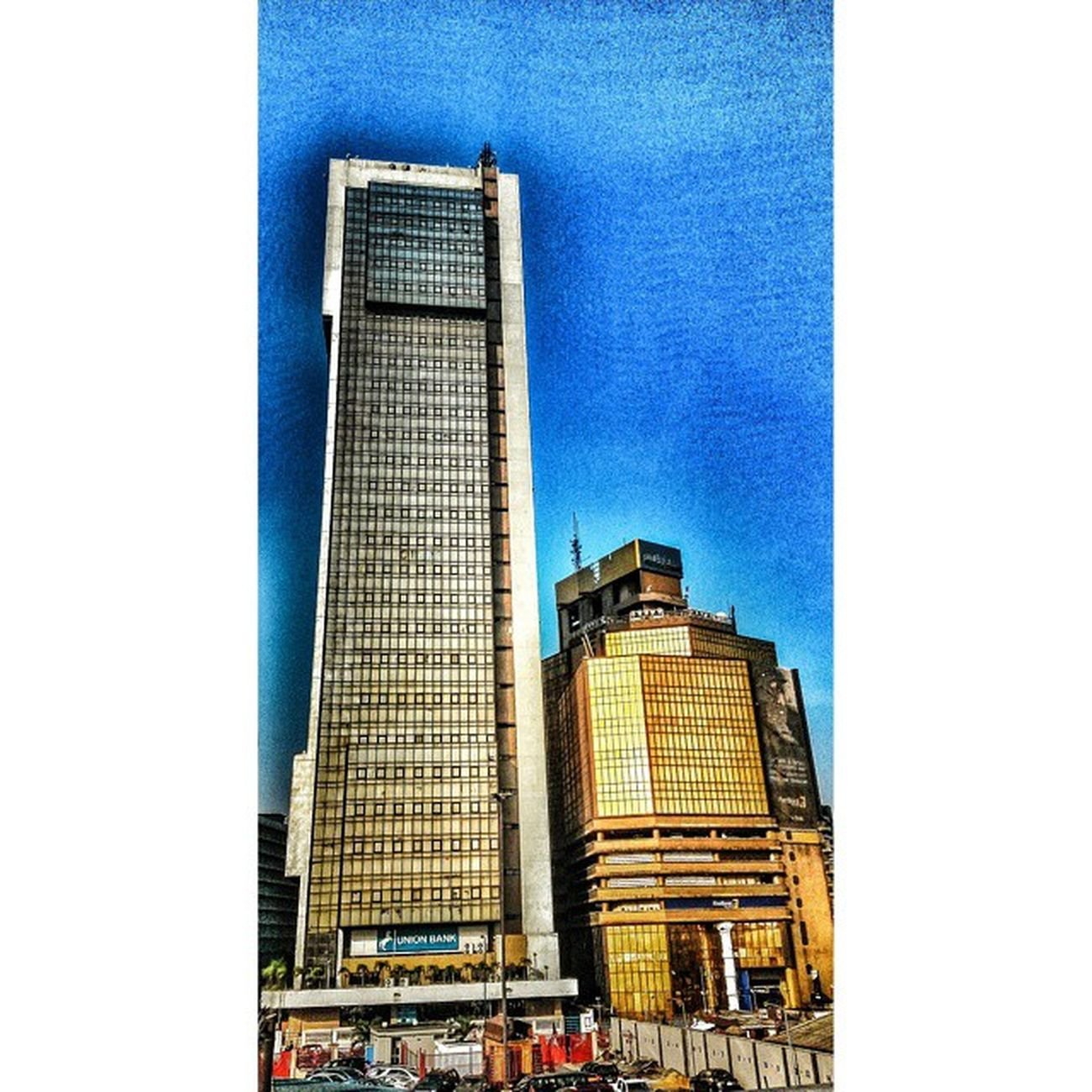 @firstbanknigeria and @unionbankng part of the oldest set of banks in Nigeria and both very reliable. Picture was shot with my Samsung Galaxy S4Mini. Very fast lens, captured from a bus on motion. Banks BankSeries PhonePhotography HDR Structures SamsungMobile SamsungS4Mini SamsungGalaxy PhoneEdited PhoneCamera LagosIsland Marina LifeOfaCameraGuy LifeOfaLereBoy iamEdAce