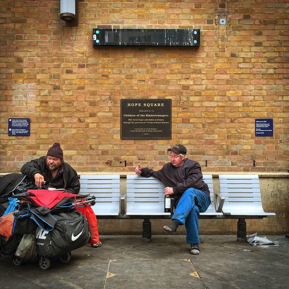 Hope Square Series EyeEm London Streetphotography EyeEm Streets