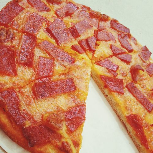 Pizza ;) Enjoying Life Check This Out