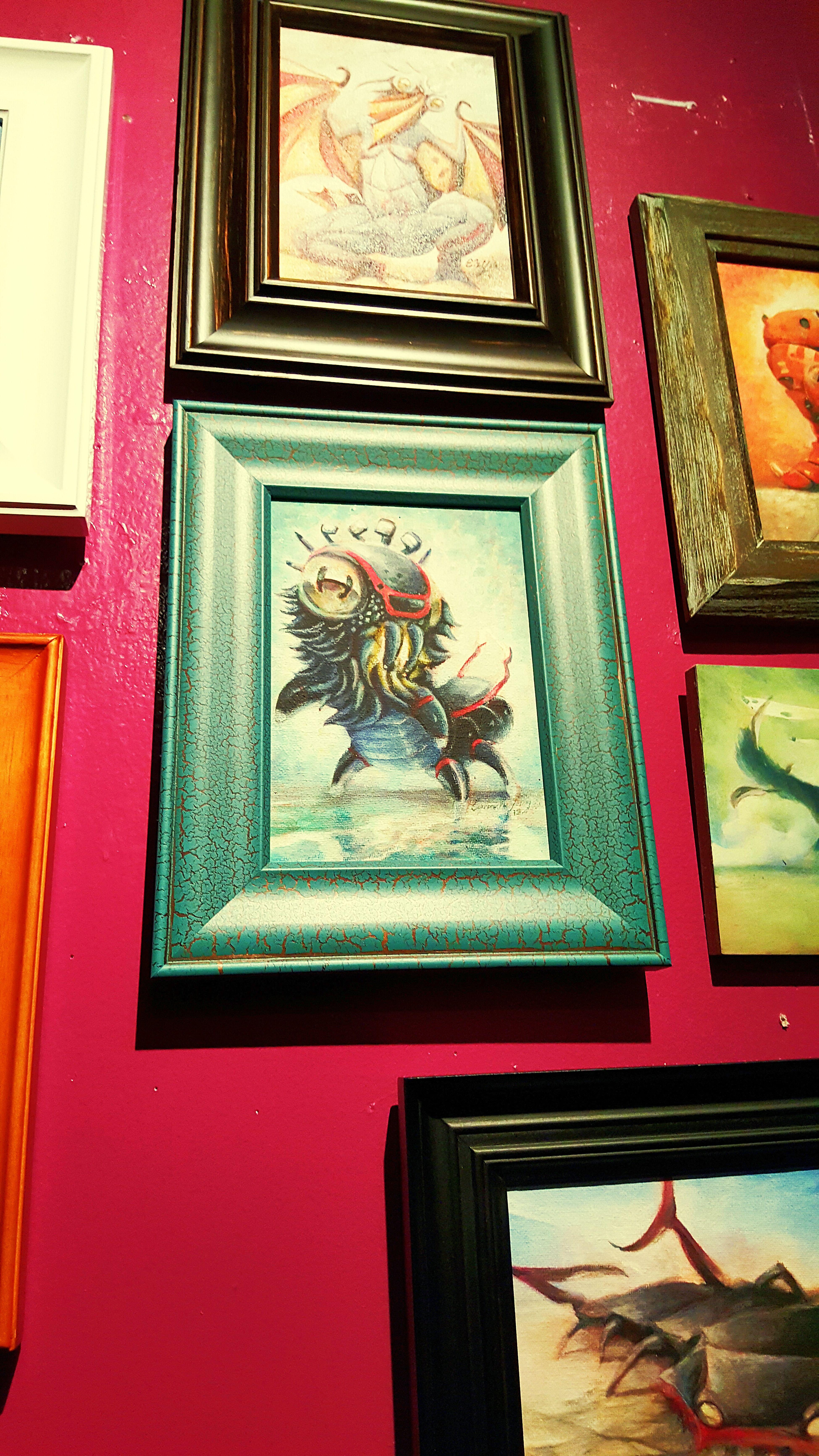 Art weird art awesomeness