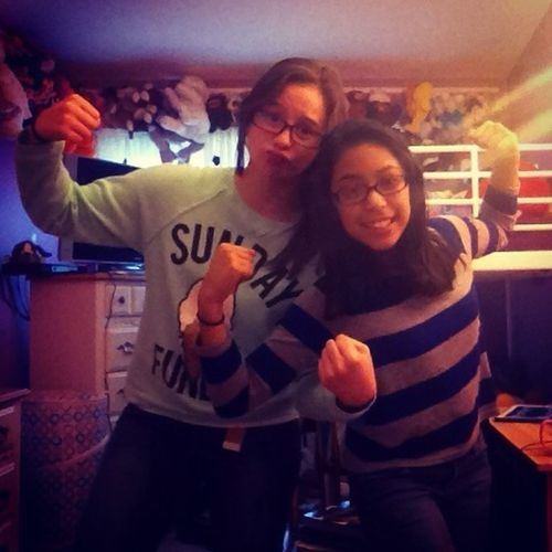 We So Strong Lol!!!