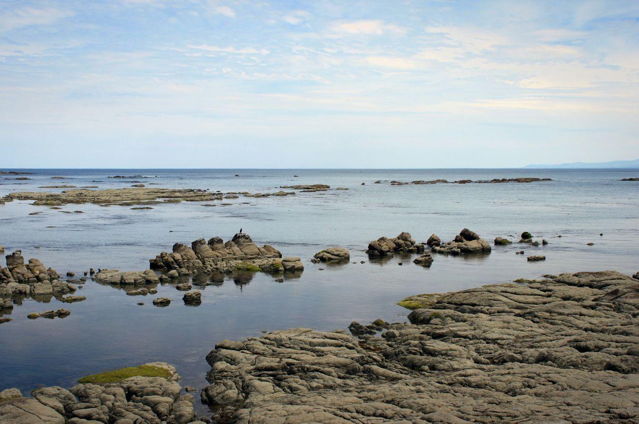 Stony shore // Kaikoura, New Zealand. Life Is A Beach Landscape_photography Landscape EyeEm Nature Lover Oceanside Traveling Wanderlust The Great Outdoors - 2015 EyeEm Awards