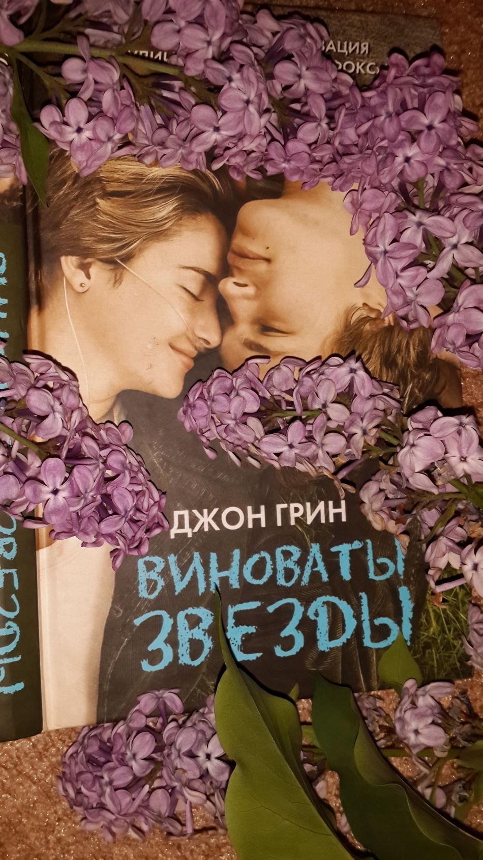 ВиноватыЗвезды книга Saradyuss литература