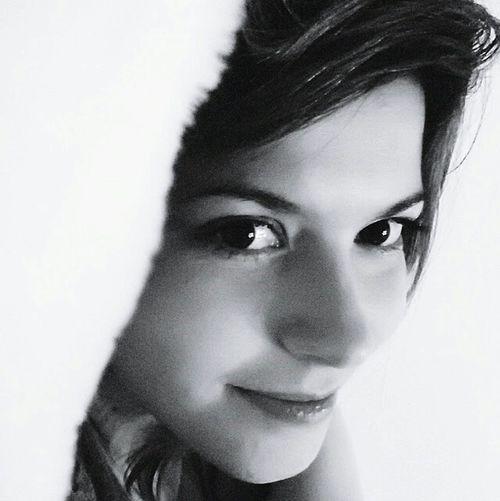 Self Portrait Blackandwhite Bnw Portrait Black And White Followme Portraits Vscocam Smile Enjoying Life