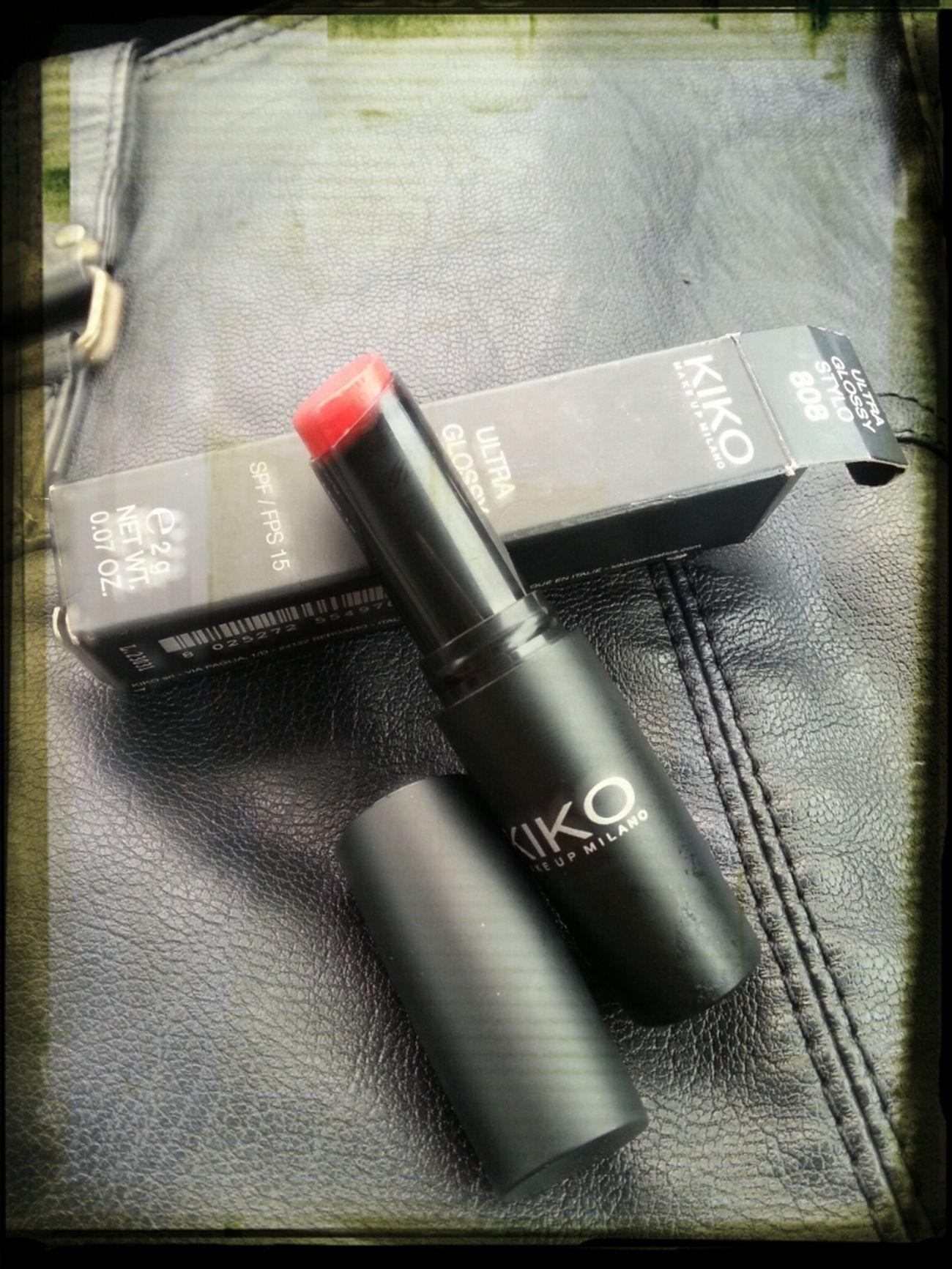 Rouge Toujours #kiko #rougealevres