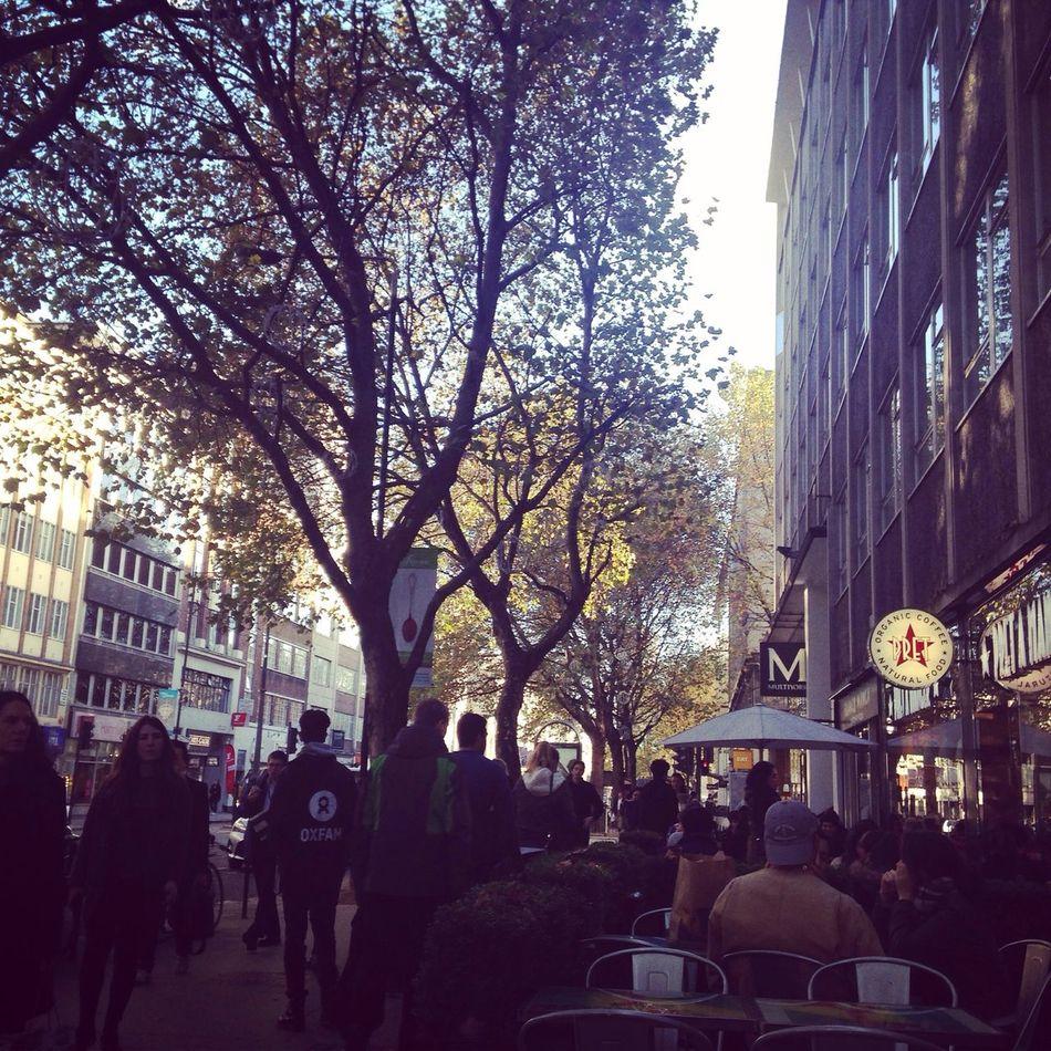 Chillen London goodge street