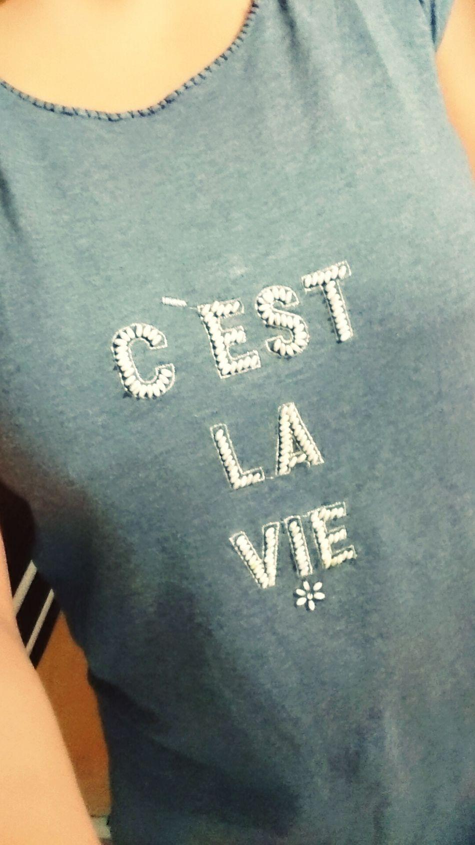 Xperiaz2 C'est La Vie It's Life Clothes