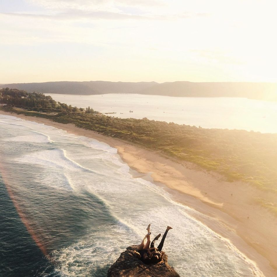 Beautiful stock photos of love, Beach, Day, Lying Down, Non Urban Scene
