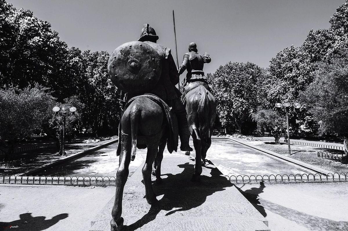 Quijotedelamancha Madrid ❤ Splashing Water Madrid Madrid,spain Taking Photos