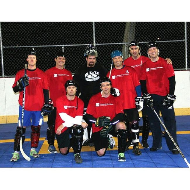 Big win last night Qcdekhockey Dekhockey Beerleague
