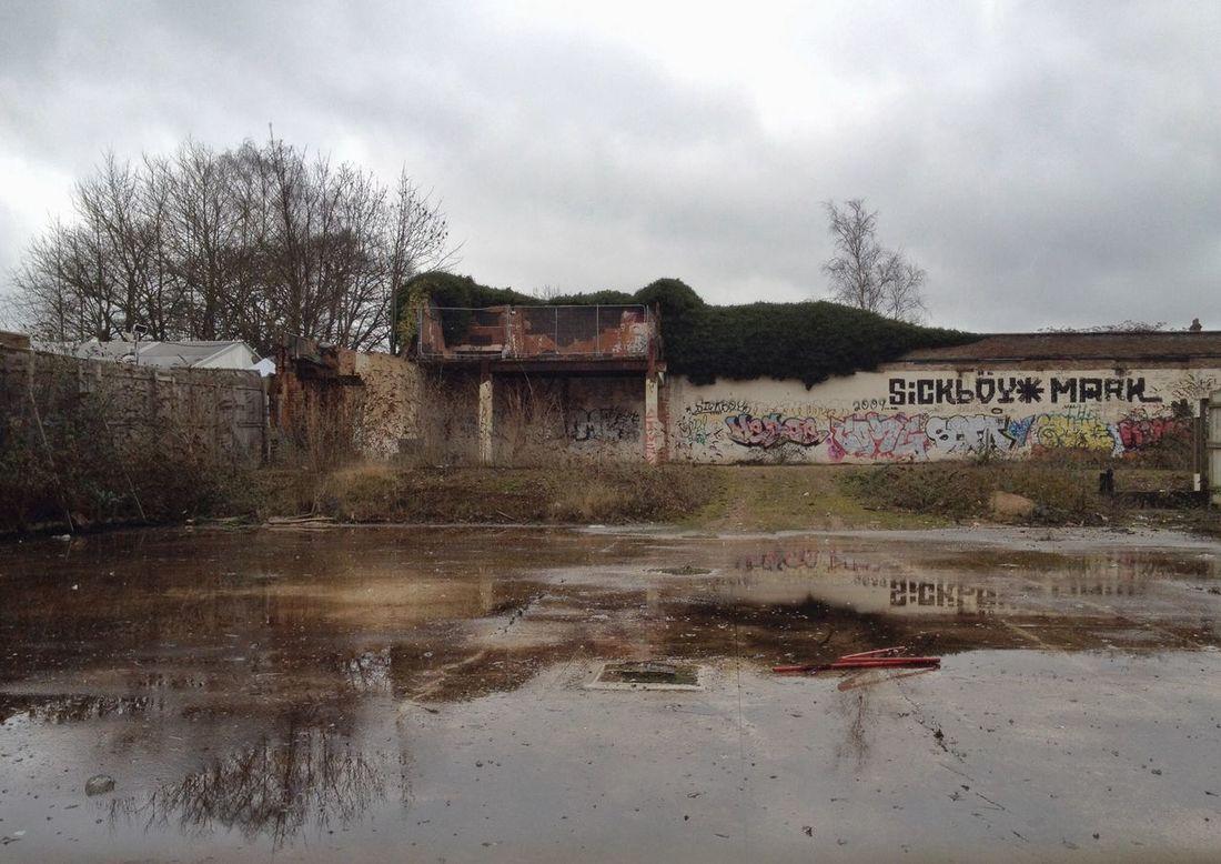 Abandoned Abandoned Places Urbanexploration Sunbathing