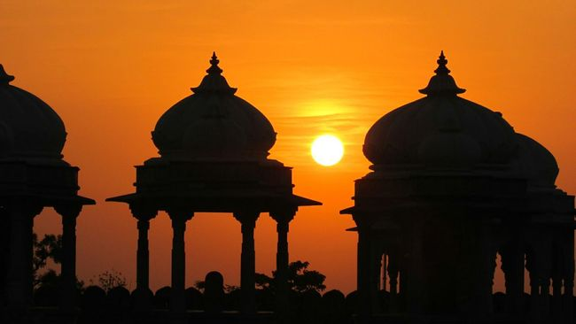 Feel The Journey Sirohi Sarneswar_temple Evning_blast Natural_Pic Without_any_effect Without Edit ^^
