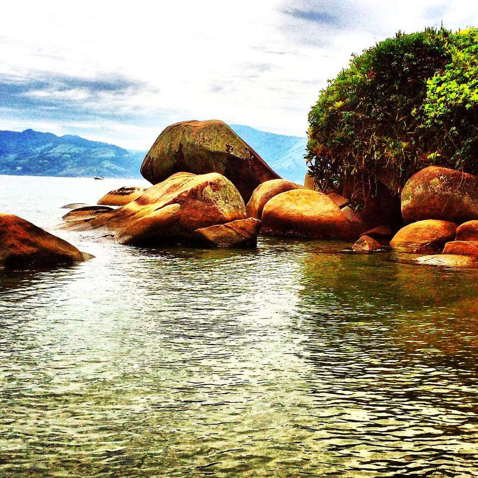 Summer Water Rocks And Water EyeEm Best Shots Beach Sea Seascape Sand Brasil Angra Heaven