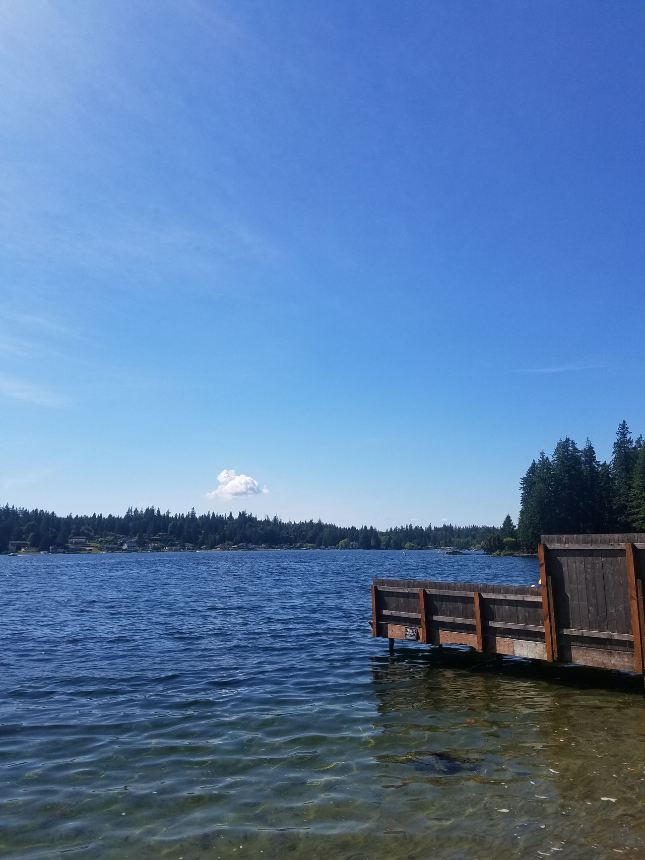 Water No People Outdoors Day Lake Clear Sky Sky Nature