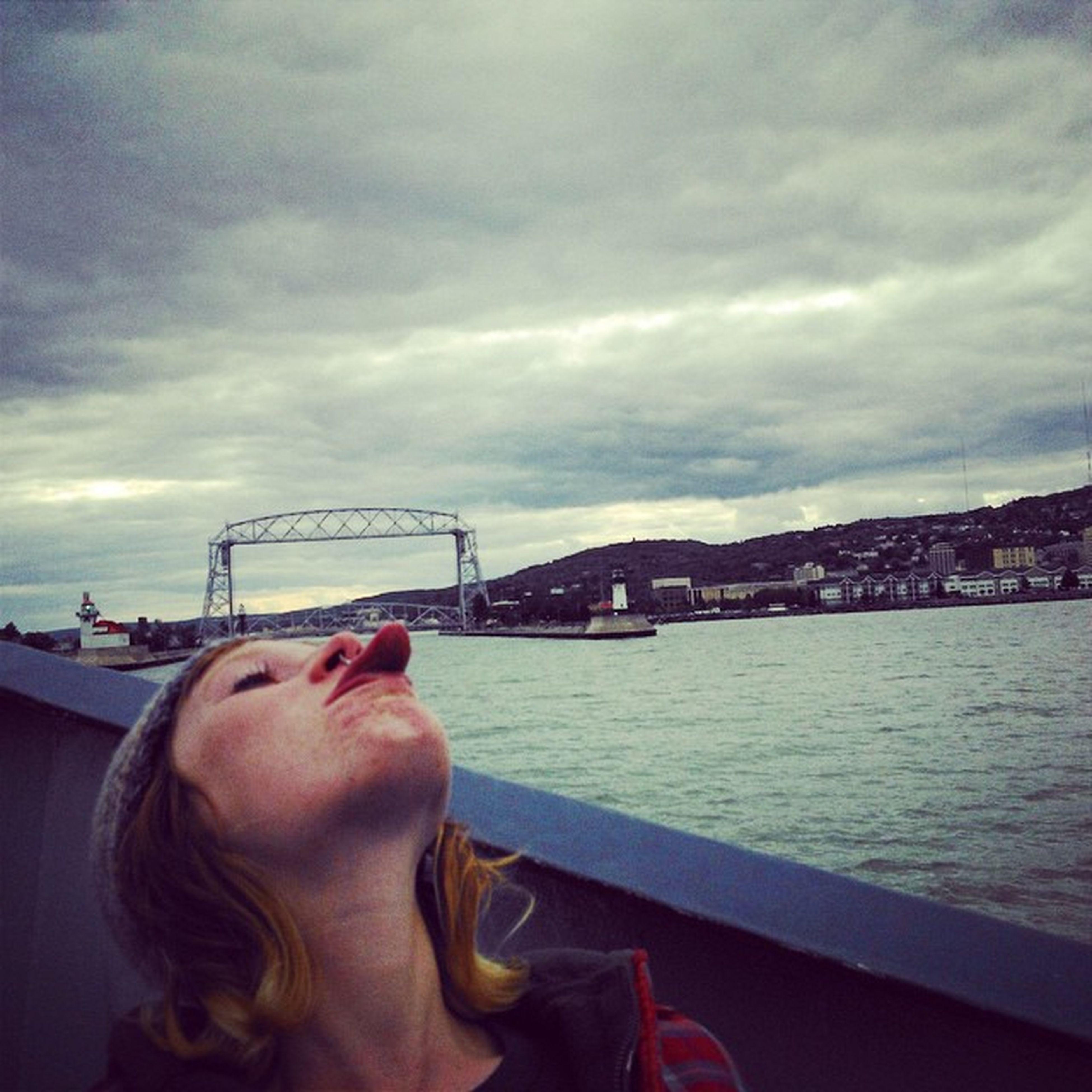 I'm on a boat! Seismicshit Geophyzz Checkoutthattoungue