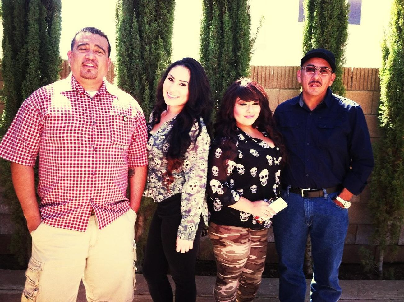 DaddyO , Mee , CuzO & Tio