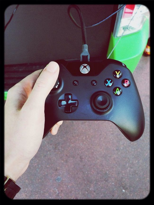 Xbox One Games Being Entertained
