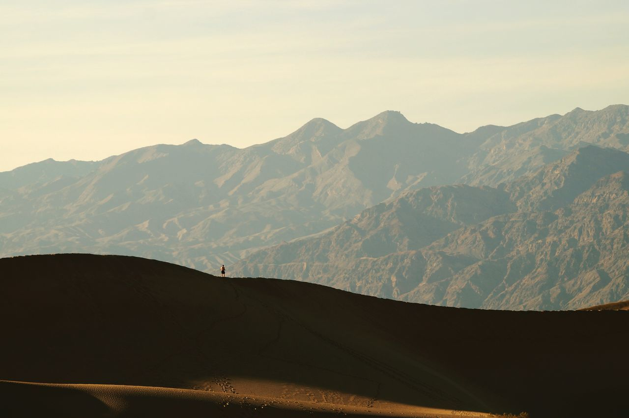 Mountain Nature Landscape Mountain Range Beauty In Nature Rural Scene Scenics Outdoors Dessert Dunes Death Valley Death Valley National Park Star Wars