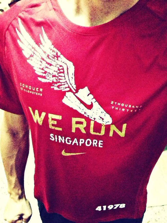 Nike We Run SG 2013 Nike #JustDoIt