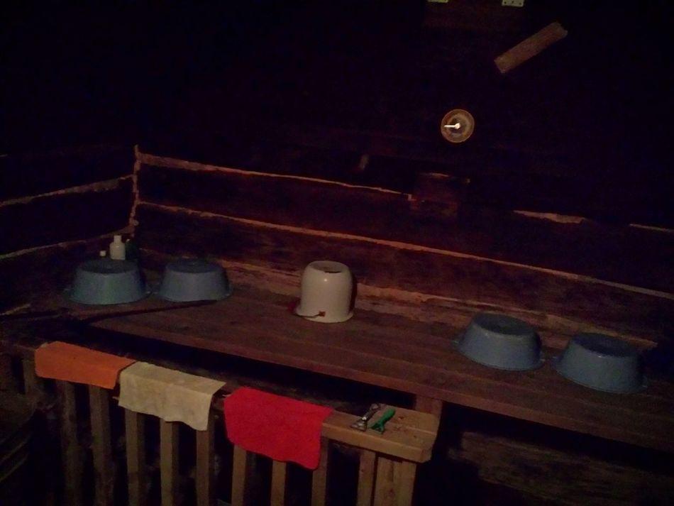 Sauna, originally built in the 1870's