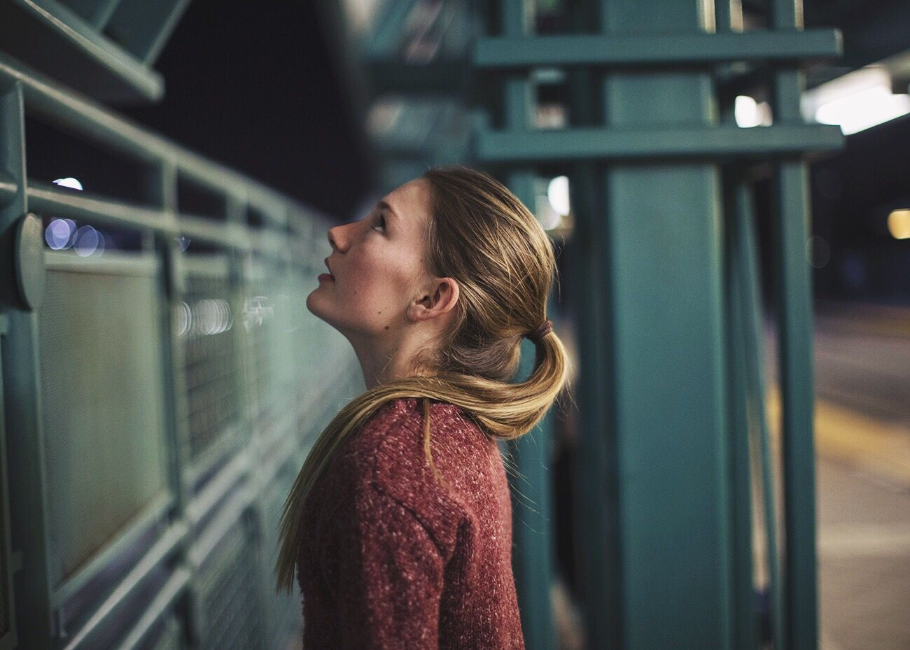 Dancerslife San Diego Train Station Night Photography Portrait Color Portrait California Love Learn & Shoot: After Dark The Portraitist - 2016 EyeEm Awards Feel The Journey People And Places