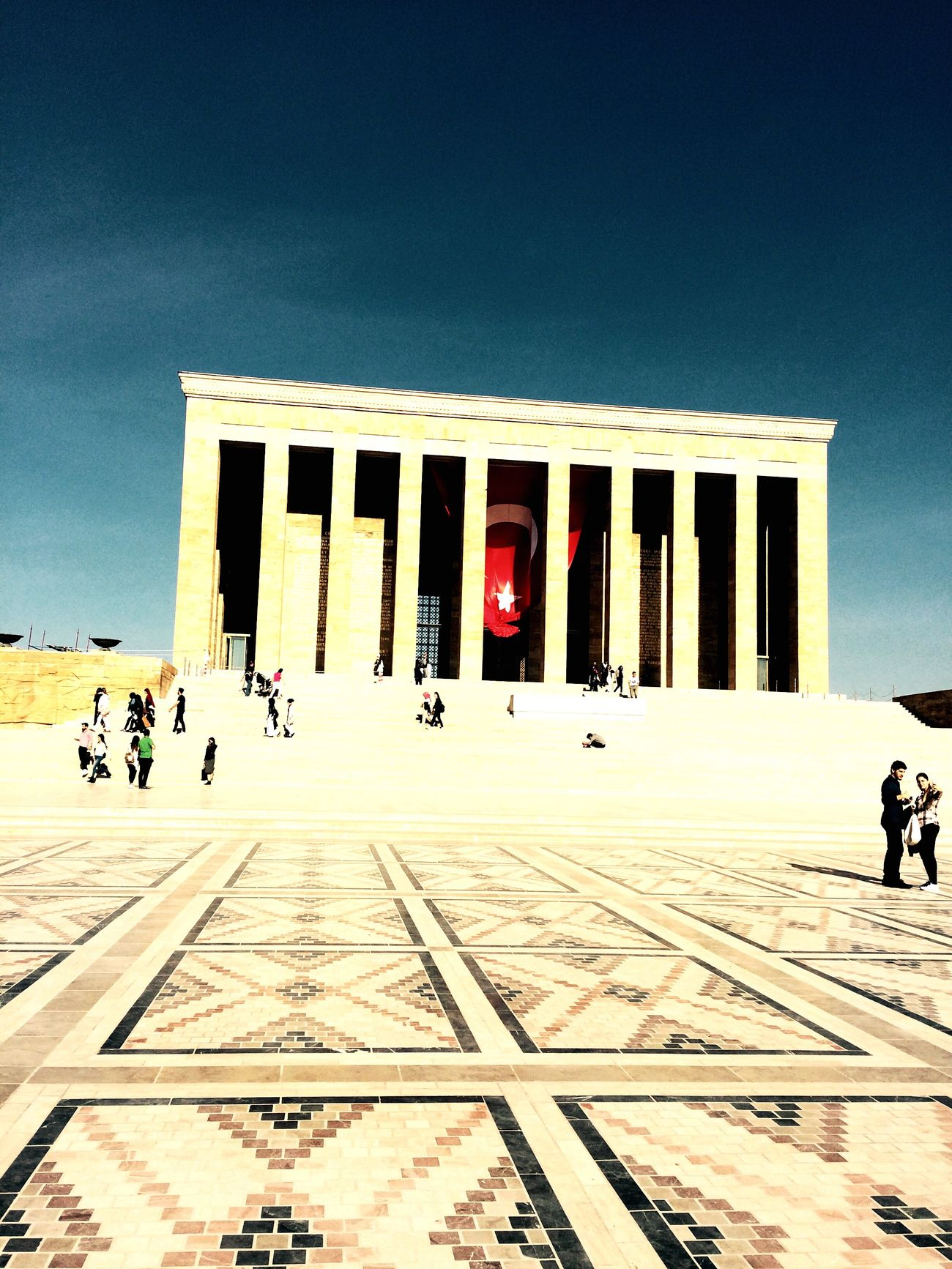 Ankara/turkey Tb Anıtkabir