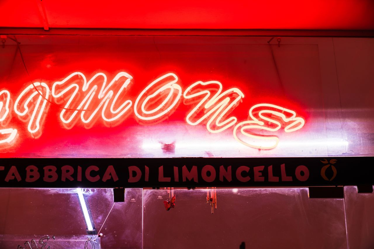 Eye Candy. Text Illuminated Neon Red Night Lighting Equipment Low Angle View City Close-up Outdoors Neon Lights Naples Napoli Italia Italy Bella Italia Architecture And Art Night Lights Nightphotography Cropped Europe Traveling Travel Travel Destinations Italy❤️