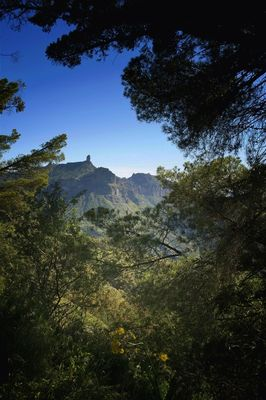 landscape at Gran Canaria by marprol