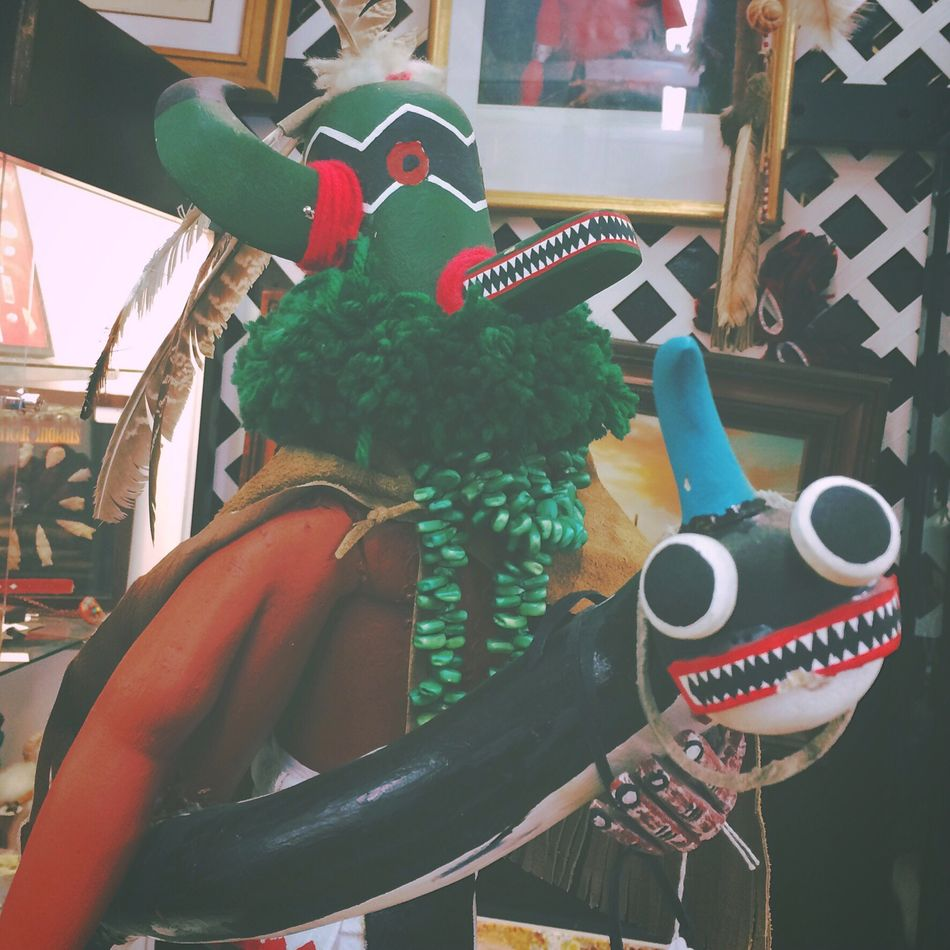 Shaman Native American Indian Kachina Dolls Dolls Doll Witch Wizard